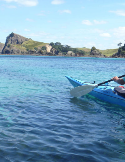 Kayaking Northland - Cavalli Islands